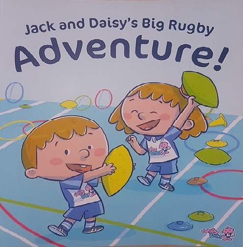 Rugbytots Story Book