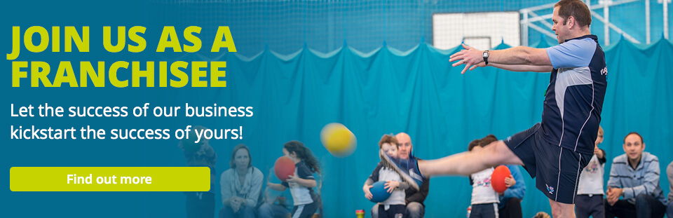 Rugbytots franchisee opportunities banner