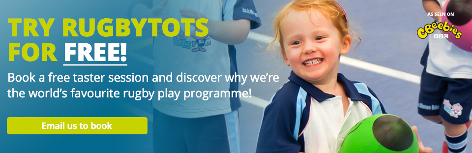 Try Rugbytots for free!