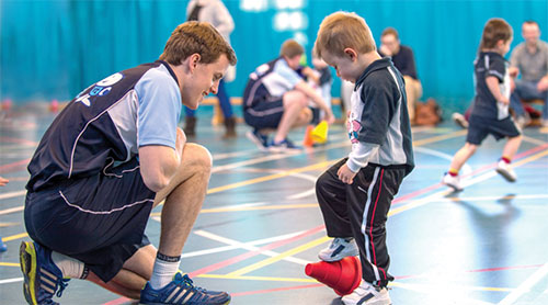 Looking for a Rugby Coaching Job? Join Rugbytots as a Coach!